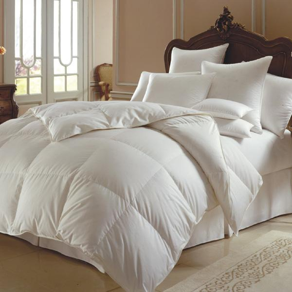 Himalaya Siberian Goose Down Comforter by Downright | Fig Linens