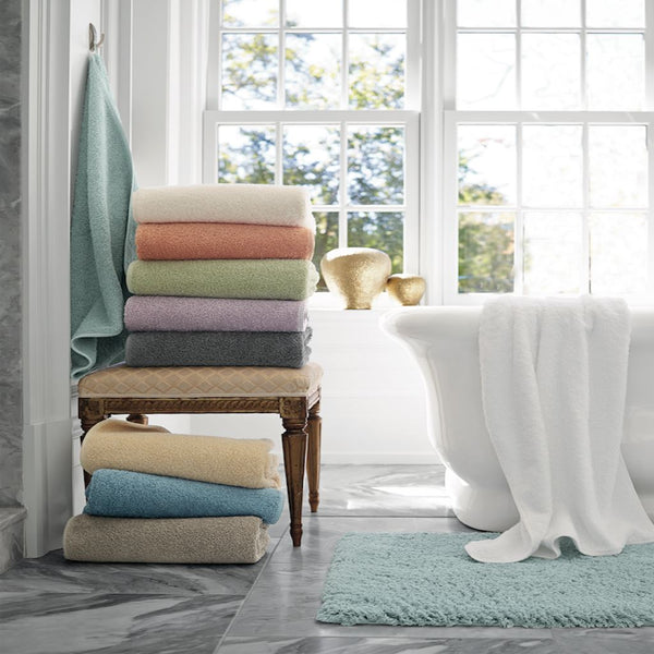 Indulgence Bath Towels by Scandia Home | Fig Linens
