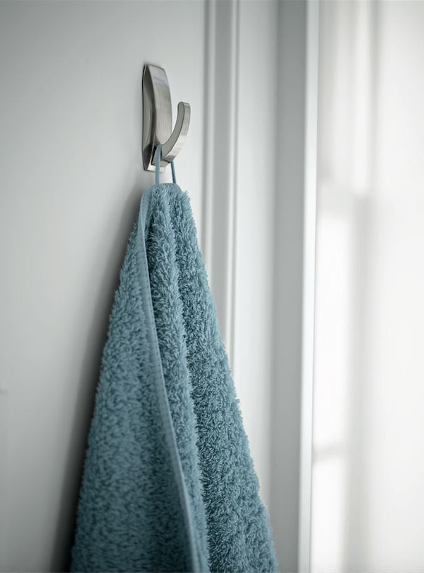Indulgence Bath Towels with Hanging Loop by Scandia Home | Fig Linens