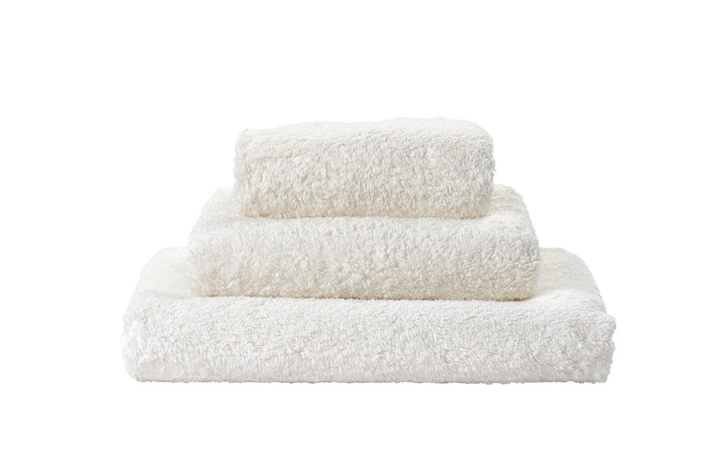 Abyss Super Pile Ivory Towels - Fig Linens