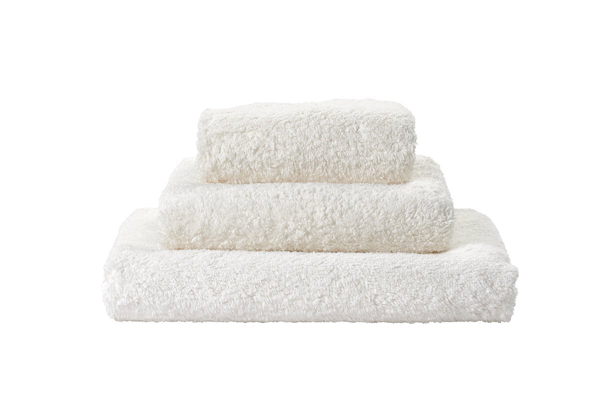 Set of Abyss Super Pile Towels in Ivory 103