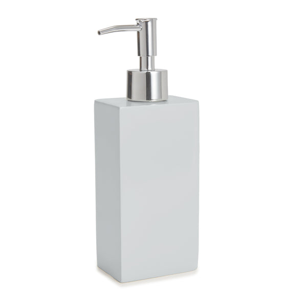 Kassatex Lacca Grey Soap/Lotion Pump