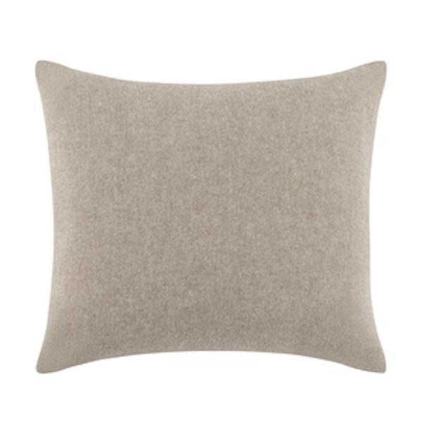 Barnwood Solid Herringbone Pillow by Lands Downunder