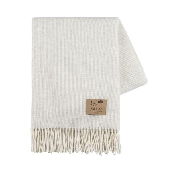 Landsdownunder_Juno_throw_cashmere_heathered_ivory