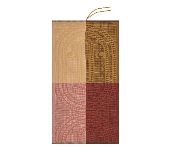Totem Kids' Beach Towels by Le Jacquard Français Fig Linens Animal Red