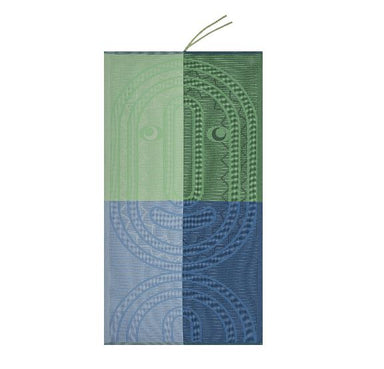 Totem Kids' Beach Towels by Le Jacquard Français Fig Linens Mineral Green