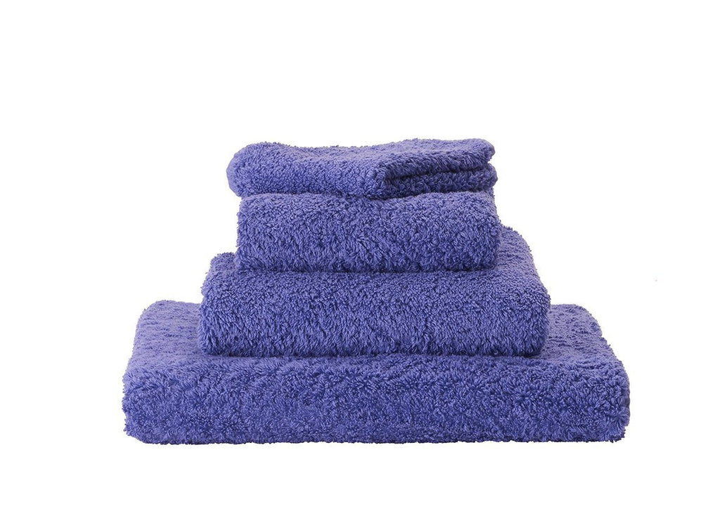 Abyss Super Pile Liberty Towels - Fig Linens