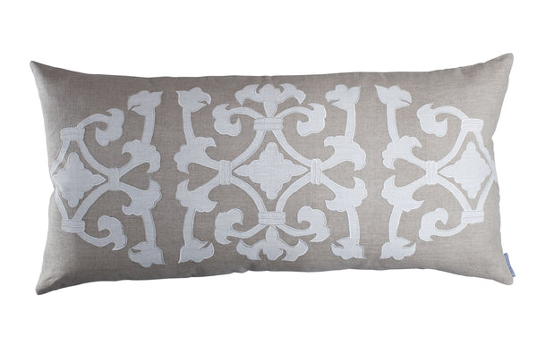 "Angie Large Bolster 18x36"" Pillow - Lili Alessandra"