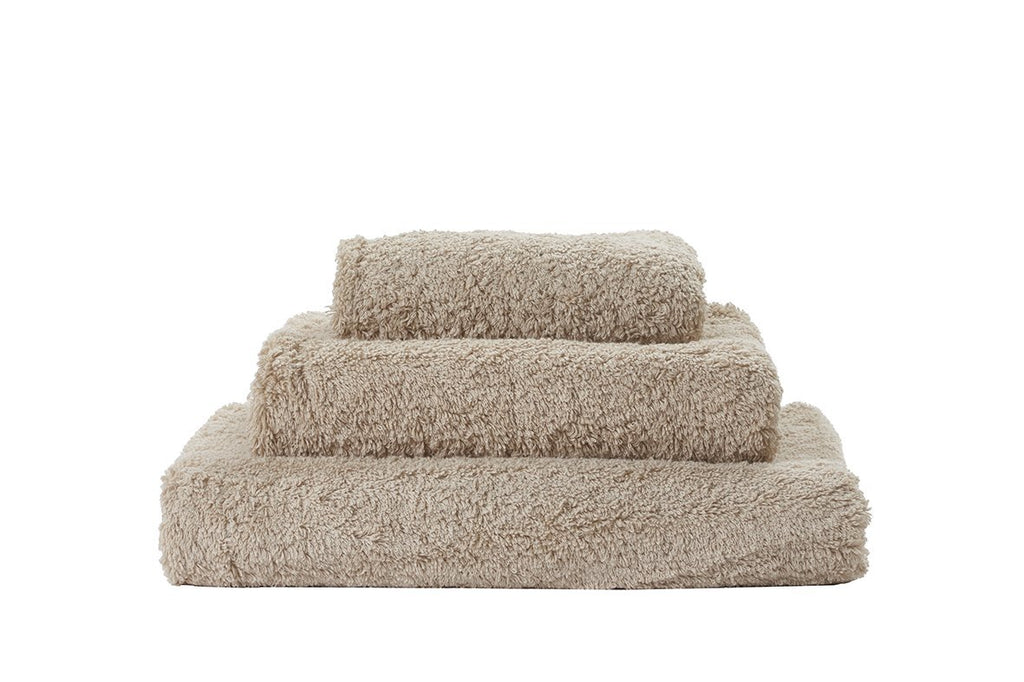Abyss Super Pile Linen Towels - Fig Linens