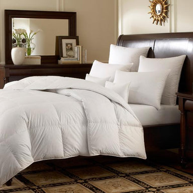 Logana 800+ Siberian Goose Down Comforter by Downright | Fig Linens