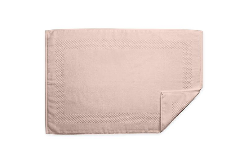 Lotus Blush Tub Mat | Matouk at Fig Linens