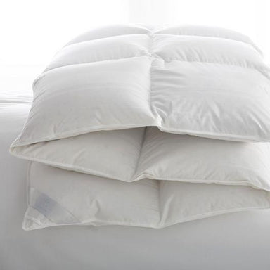 Lucerne Down Comforter by Scandia Home | Fig Linens