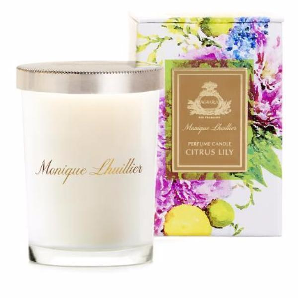 Agraria Monique Lhuillier Citrus Lily Scented Candle