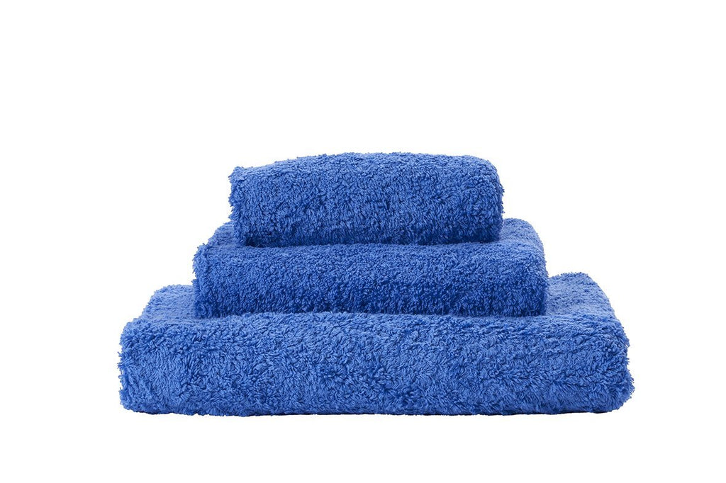 Set of Abyss Super Pile Towels in Marina 304