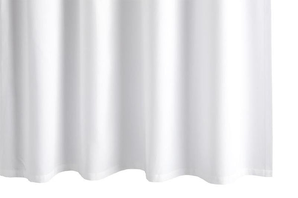 Shower Curtain - Birdseye Pique White | Matouk at Fig Linens