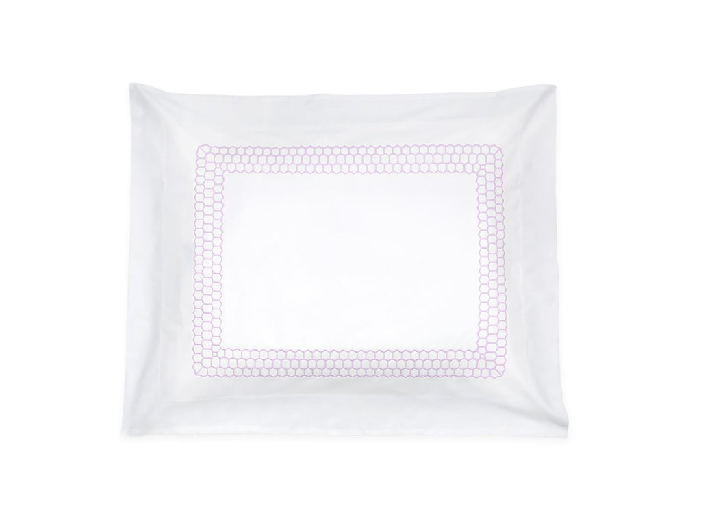 Liana Lavender Sham - Matouk at Fig Linens
