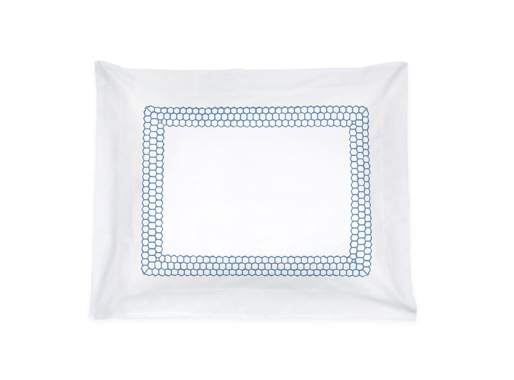 Liana Ocean Sham - Matouk at Fig Linens