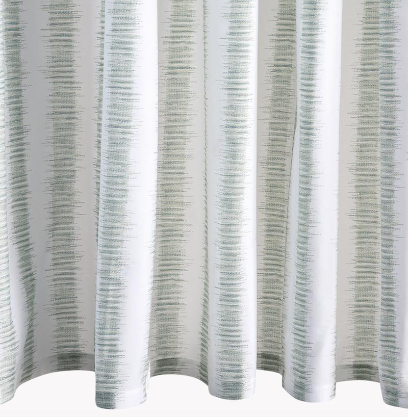 Attleboro Citrus Shower Curtain | Matouk Schumacher at Fig Linens