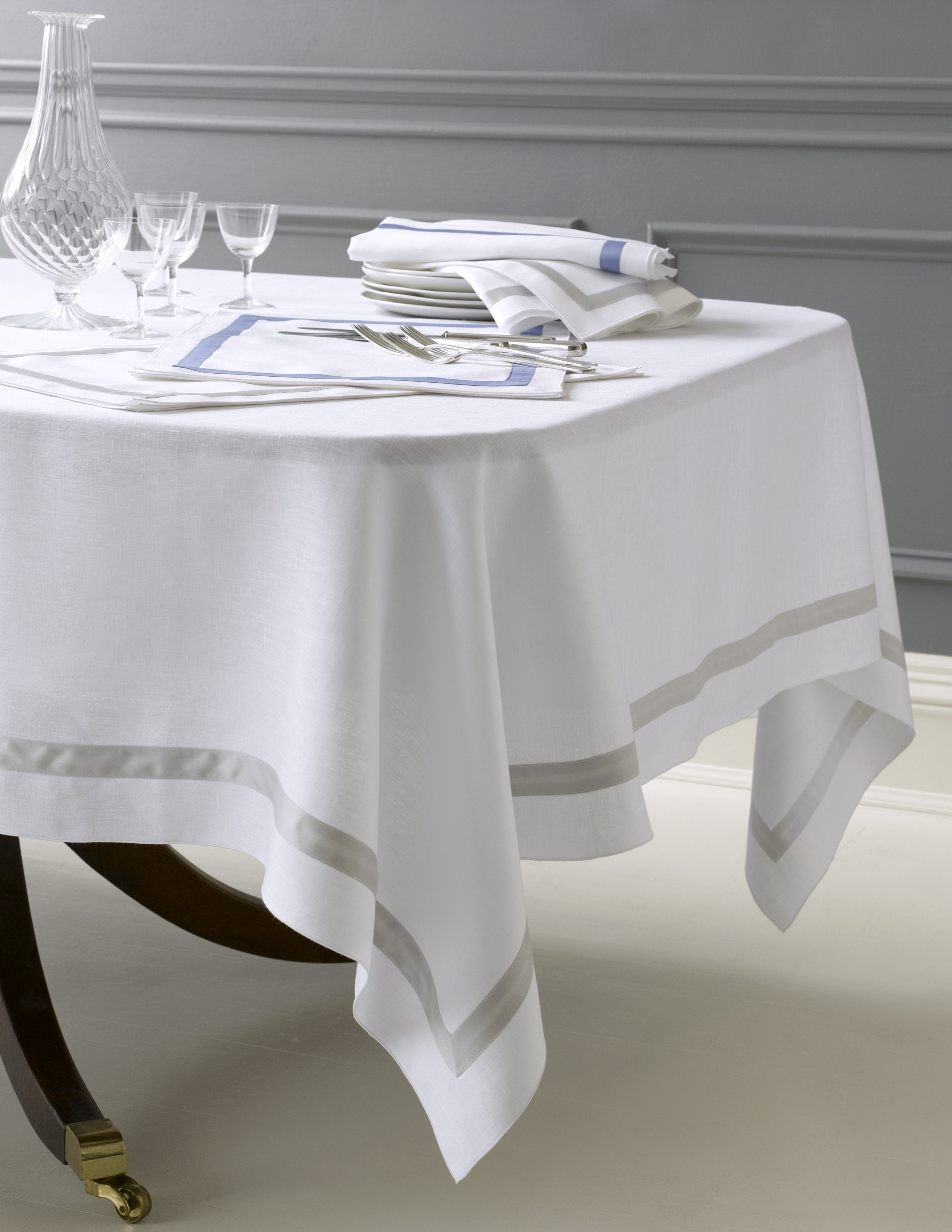 Lowell Formal Table Linens by Matouk - Fig Linens and Home