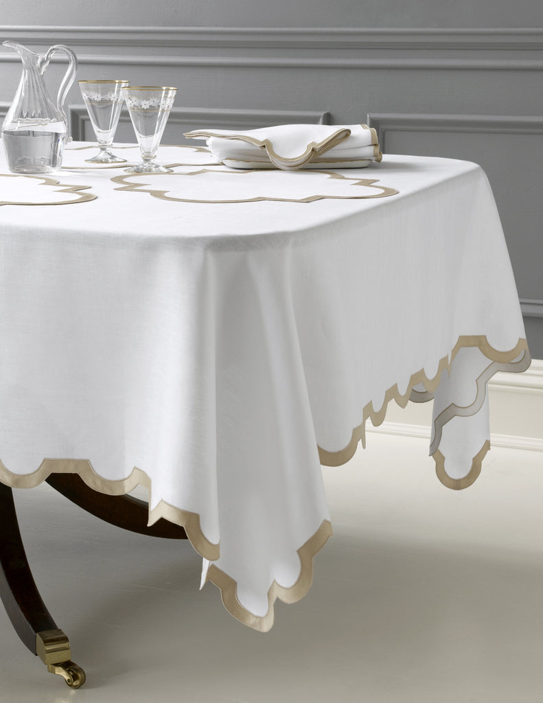 Mirasol Formal Table Linens by Matouk - Fig Linens and Home