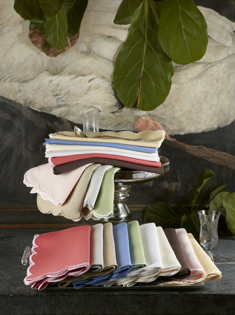 Savannah Gardens Oblong Tablecloths by Matouk - Fig Linens and Home