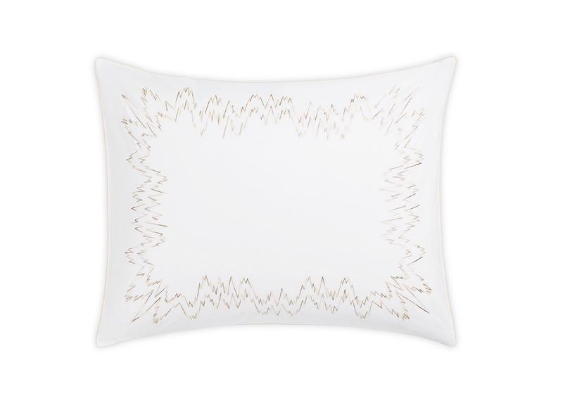 Aries Champagne Sham | Matouk at Fig Linens