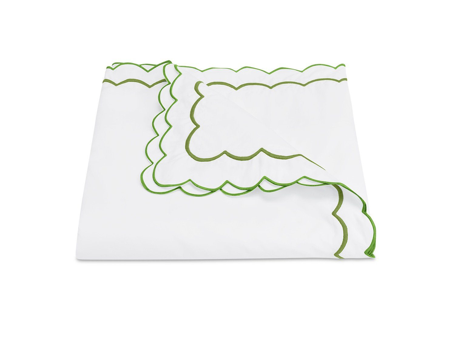 India Grass Duvet Cover by Matouk Fine Linens