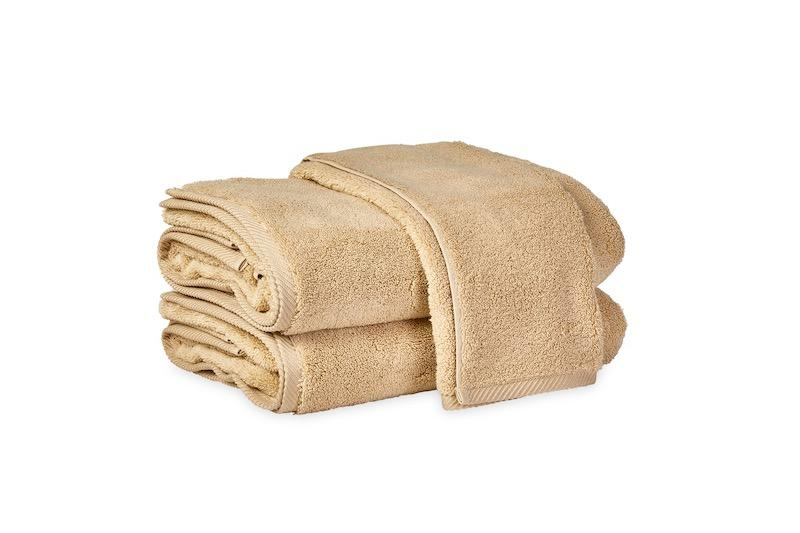 Matouk Milagro Towels in Linen | Fig Linens