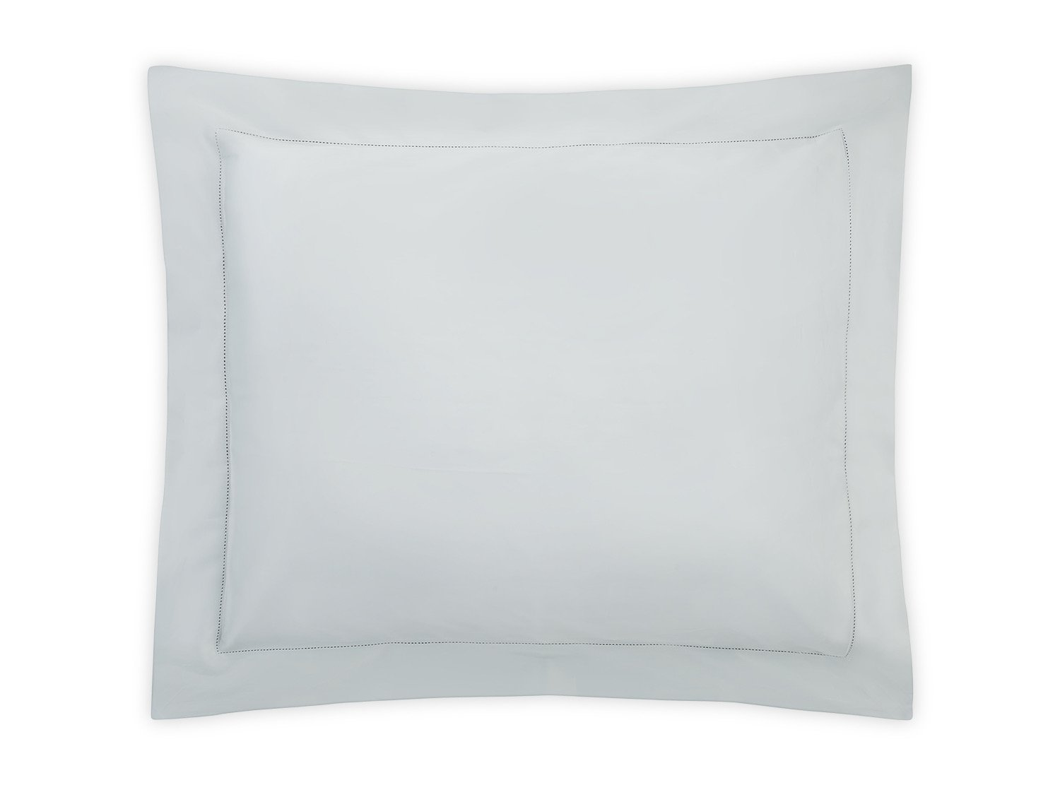 Nocturne Hemstitch Pool Sham | Matouk Sateen Bedding