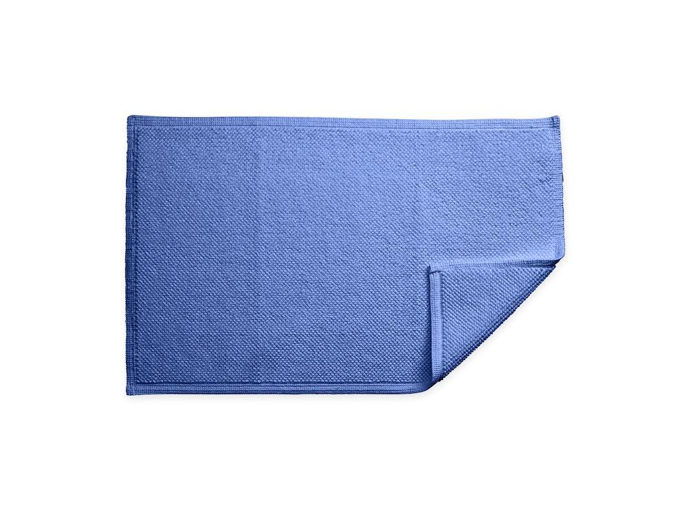 Reverie Azure Bath Rug | Matouk at Fig Linens