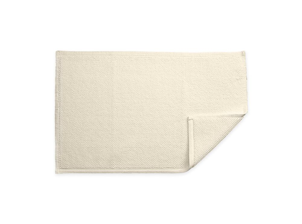 Reverie Ivory Bath Rug | Matouk at Fig Linens
