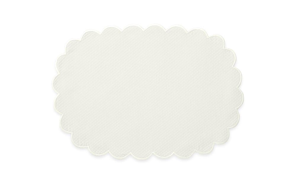 Matouk Savannah Gardens Placemats in Bone