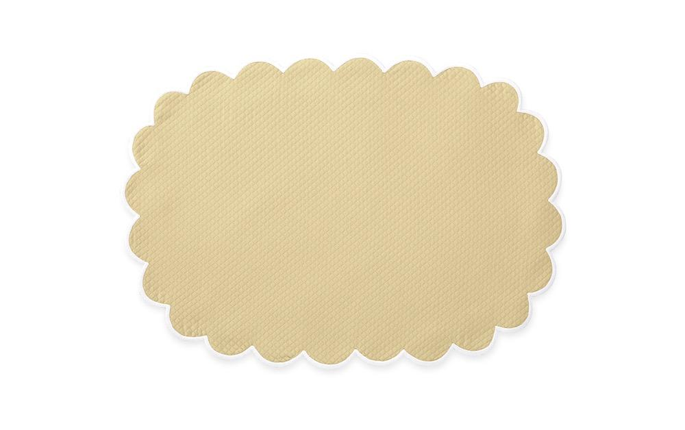 Matouk Savannah Gardens Placemats in Butter