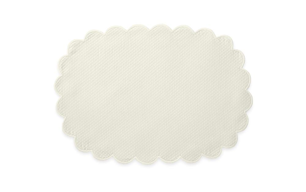 Matouk Savannah Gardens Placemats in Ivory
