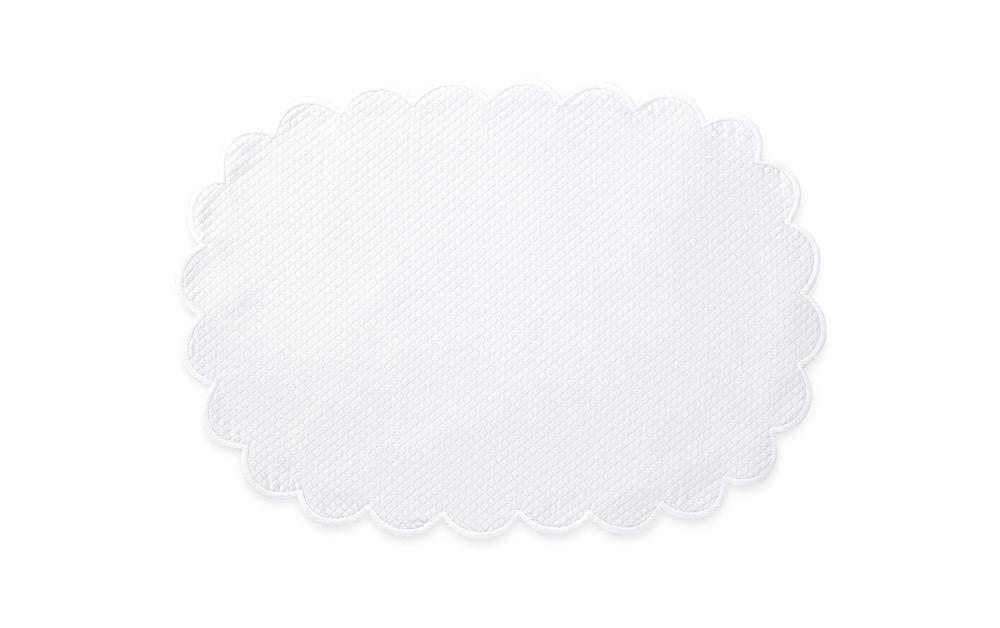 Matouk Savannah Gardens Placemats in White