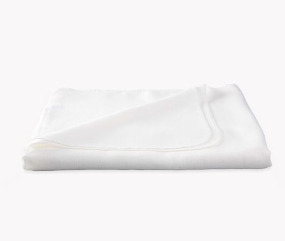 White Calypso Tablecloths by Matouk - Fig Linens and Home