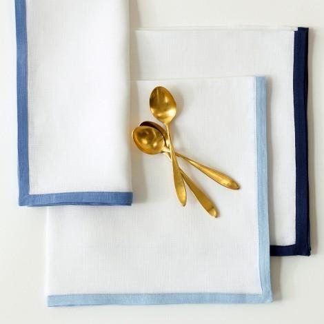 Border Napkins by Matouk