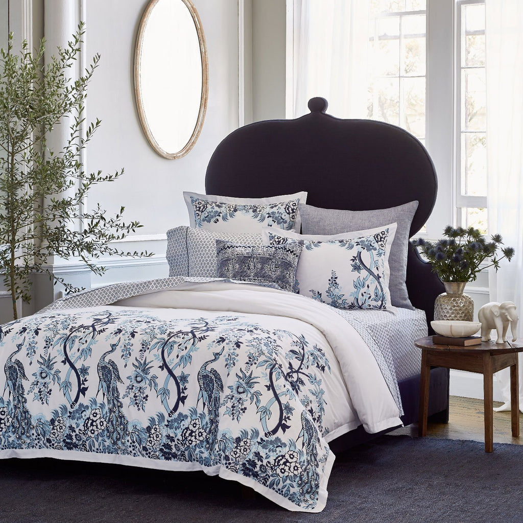 Mayura Organic Bedding by John Robshaw | Fig Linens and Home