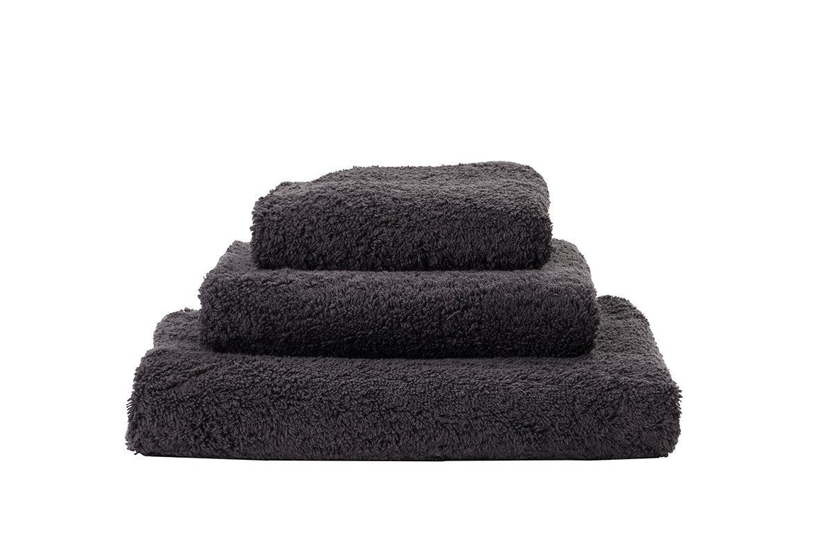 Abyss Super Pile Metal Towels - Fig Linens
