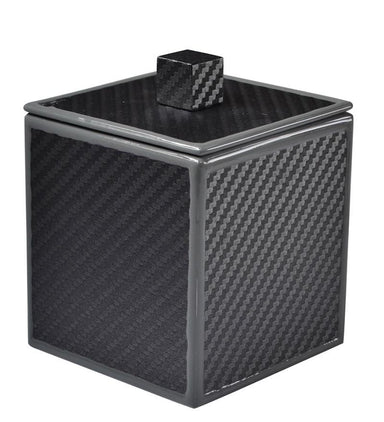 Le Mans Black Tall Square Container from Mike + Ally - SALE