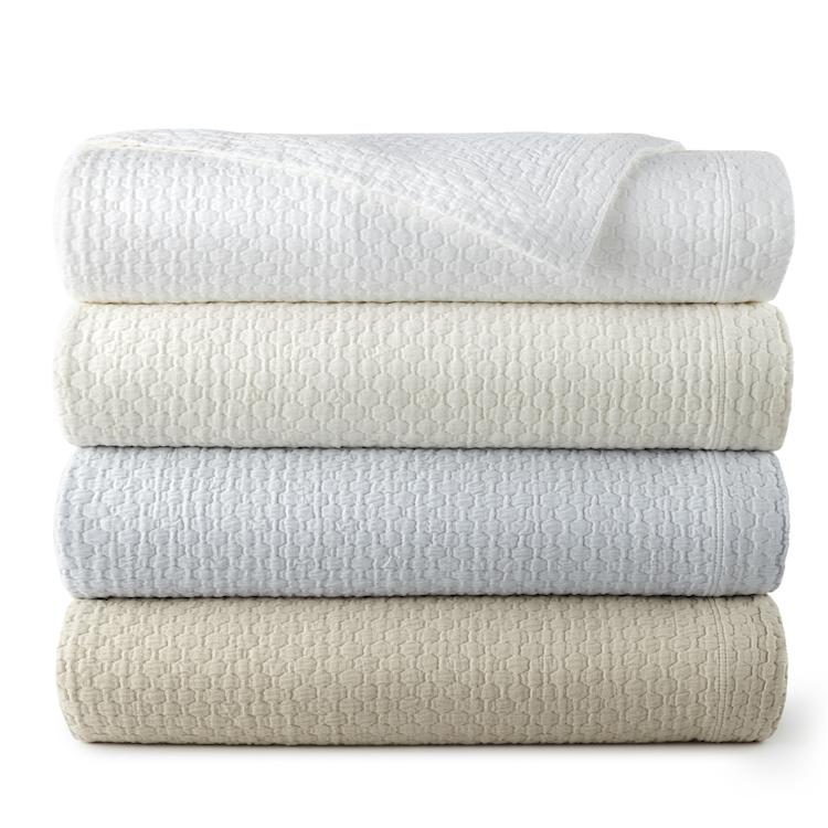 Peacock Alley Juliet Stack of Coverlets | Fig Linens