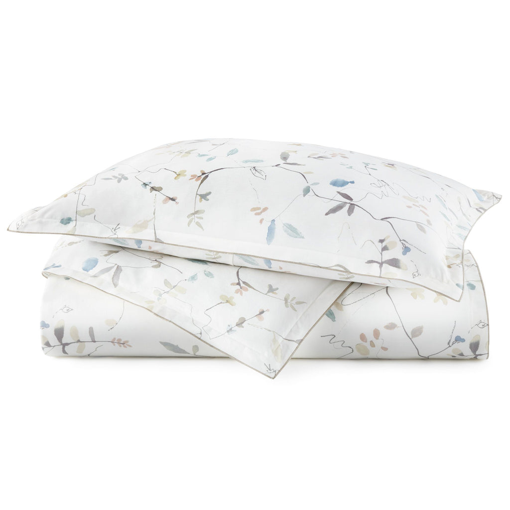Peacock Alley Avery Percale Duvets and Shams