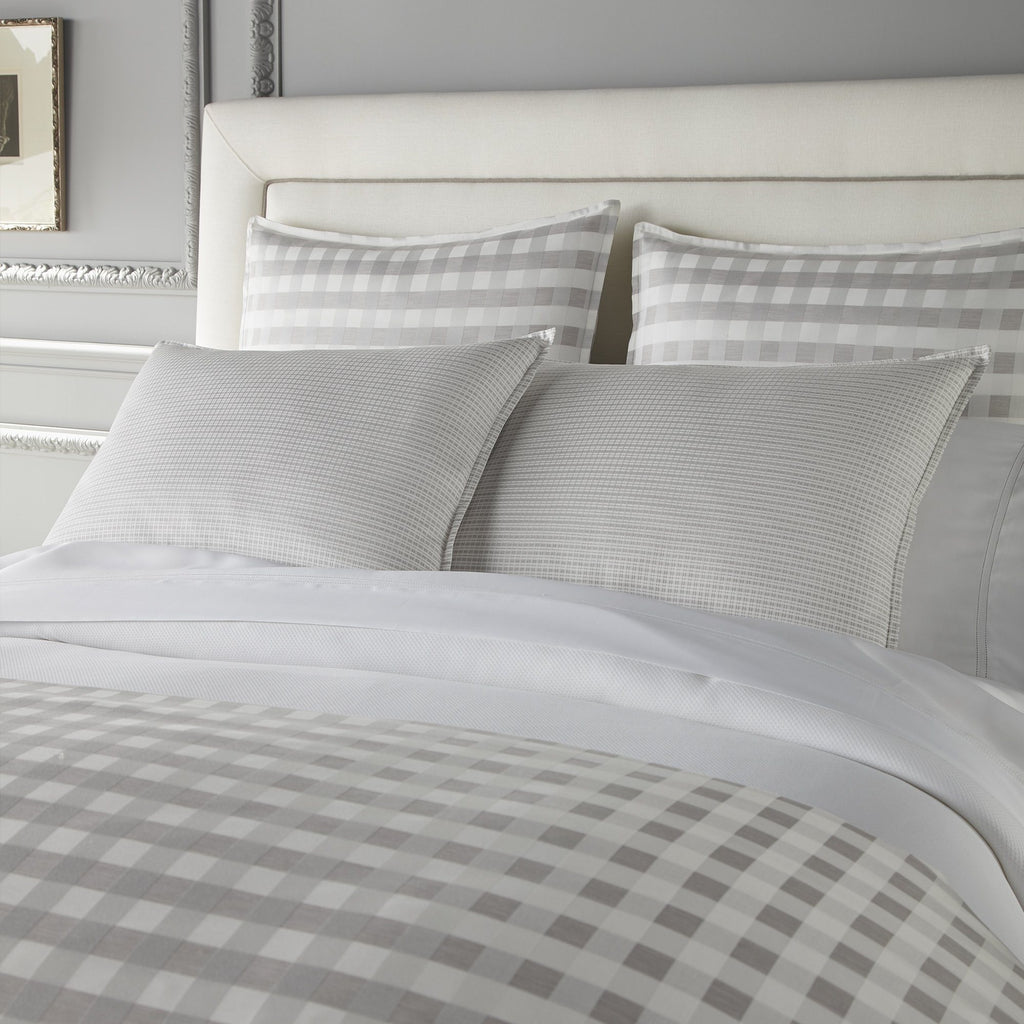 Prescott Plaid Duvets & Shams by Peacock Alley | Fig Linens and Home