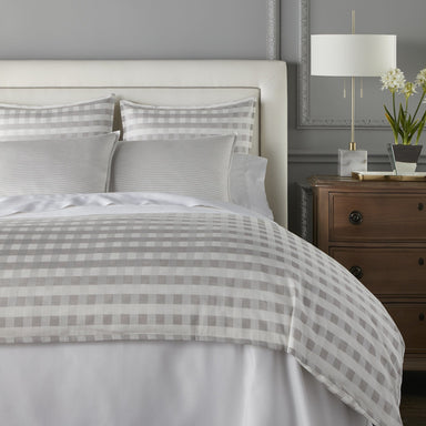 Peacock Alley Prescott Plaid Duvets & Shams