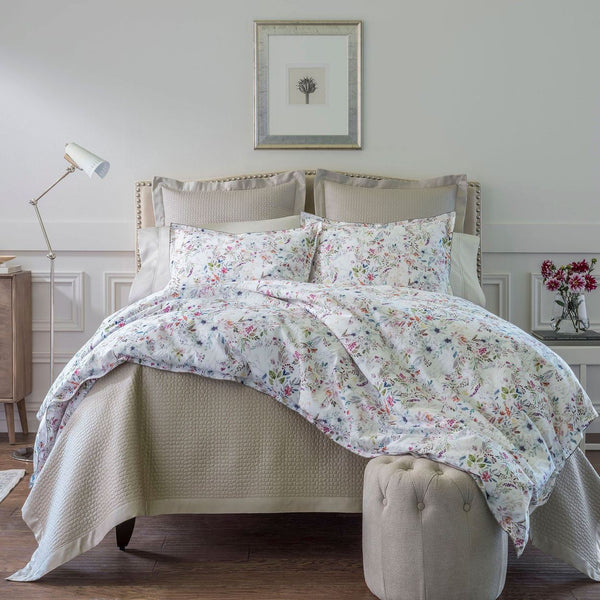 Chloe Floral Bedding by Peacock Alley | Fig Linens and Home