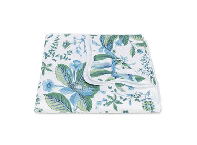 Pomegranate Sea Duvet Cover | Matouk Schumacher at Fig Linens