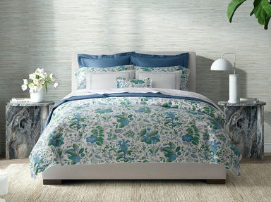 Matouk Schumacher Pomegranate Sea Bedding | Fig Linens