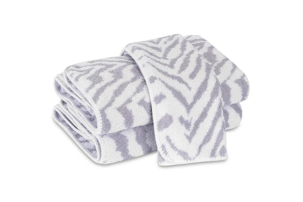 Quincy Fossil Bath Towels | Matouk Schumacher at Fig Linens