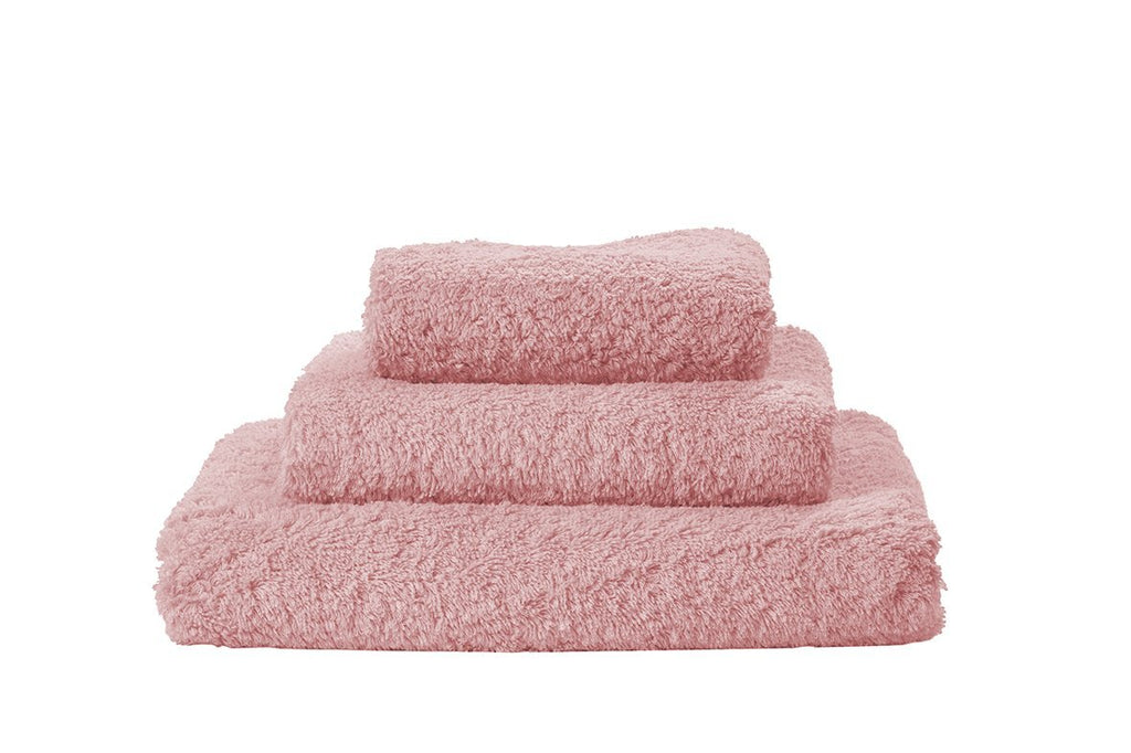Set of Abyss Super Pile Towels in Rosette 515