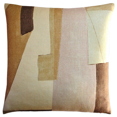 District Silt Throw Pillow | Ryan Studio at Fig Linens